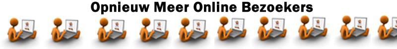 online bezoekers
