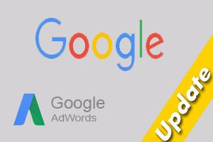 Een update van Google Adwords (v2)