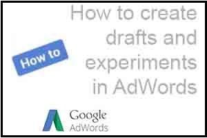 Hoe maak je advertenties in Google Adwords? (klein formaat)