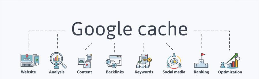 Betekenis van de SEO-term Google cache