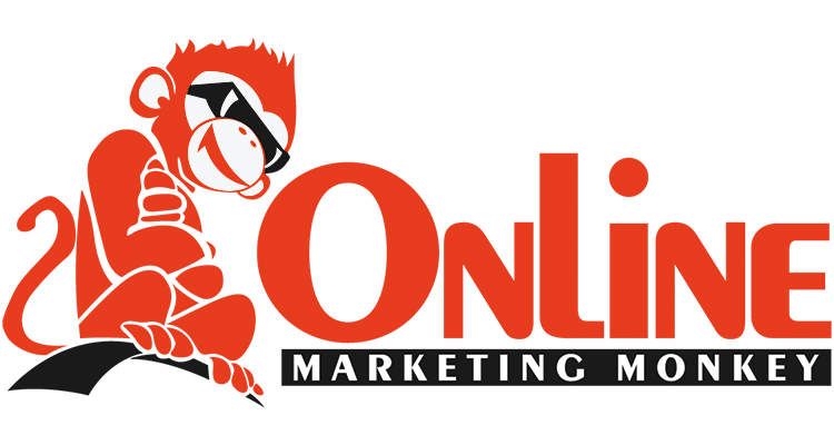 Logo Online Marketing Monkey