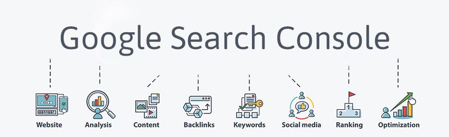 Betekenis van de SEO-term Google Search Console