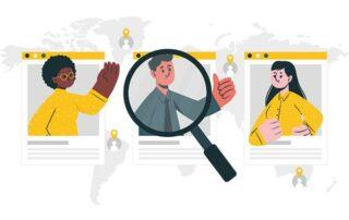 Wat zijn de Google People cards?
