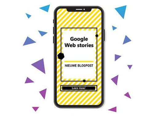 Google web stories: hoe werkt het?
