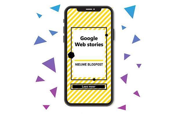 Wat zijn Google Web stories?