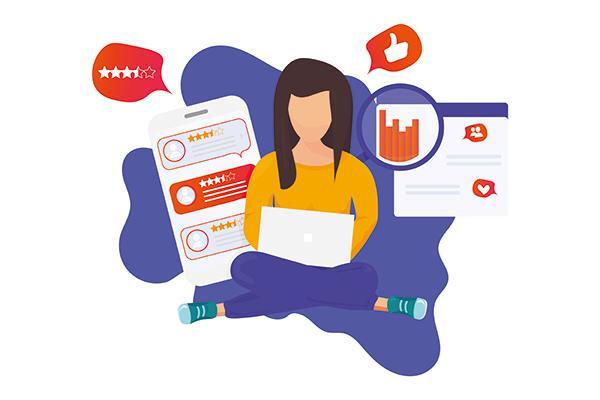 Google My Business nieuw prestatierapport