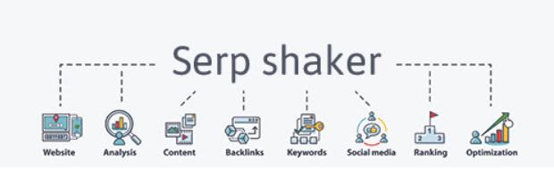 SERP shaker
